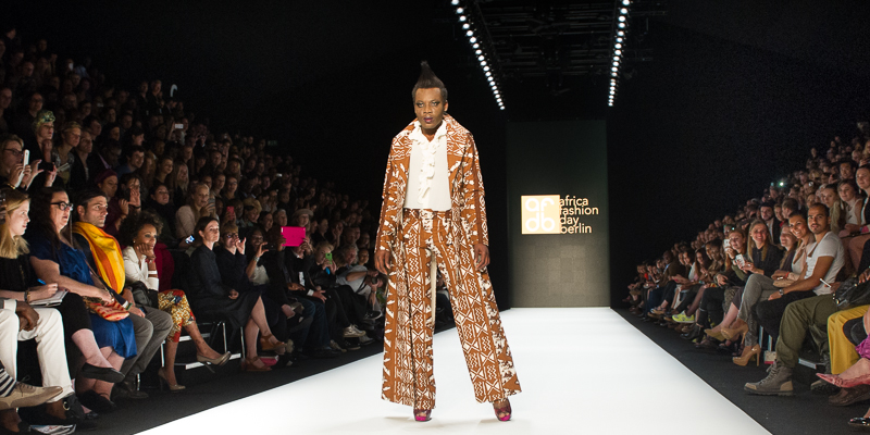 Atemberaubend, Anmutig: Africa Fashion Day 2013 auf der MBFW SS 14