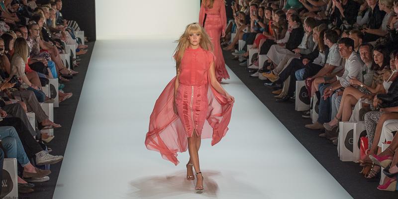 GLAW: Das junge Berliner Label zeigte die neue F/S 2014 Kollektion erstmalig auf der Mercedes-Benz Fashion Week
