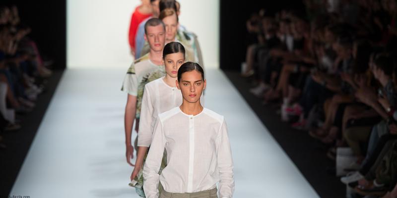 HIEN LE  Spring/ Summer 2014 – Eröffnungsshow der Fashion Week