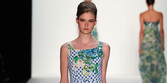 Traumhaftes Debüt: RIANI erstmals bei der Mercedes-Benz Fashion Week SS 14