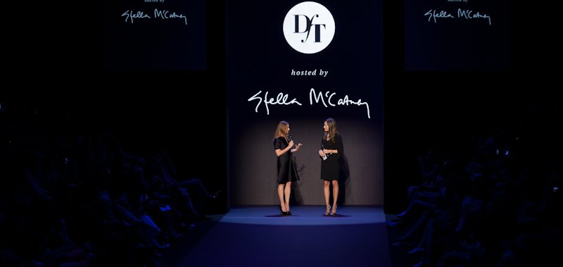 Designer for Tomorrow 2013 hosted by Stella Mc Cartney ( MBFW )
