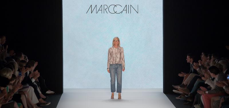 """MarcCain SS14: Auf der Reise """"From Paris to Tokyo"""""""