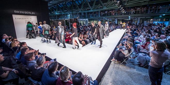 ESMOD Berlin Graduate Show 2014