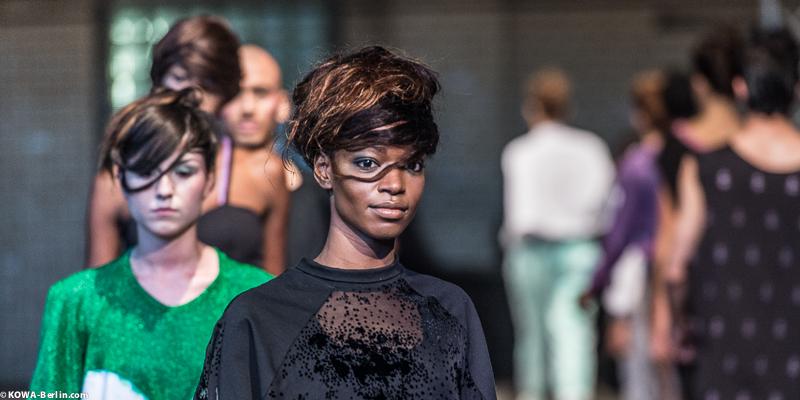 Model Casting 2015 für die BAFW (Berlin Alternativ Fashion Week)