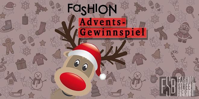 Fashion Adventskalender Gewinnspiel 2015 von Fashionstreet-Berlin