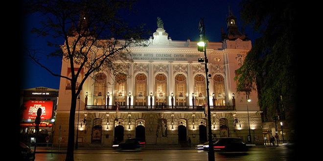 Udo Jürgens Erfolgsmusical Ich war noch niemals in New York Theater des Westens