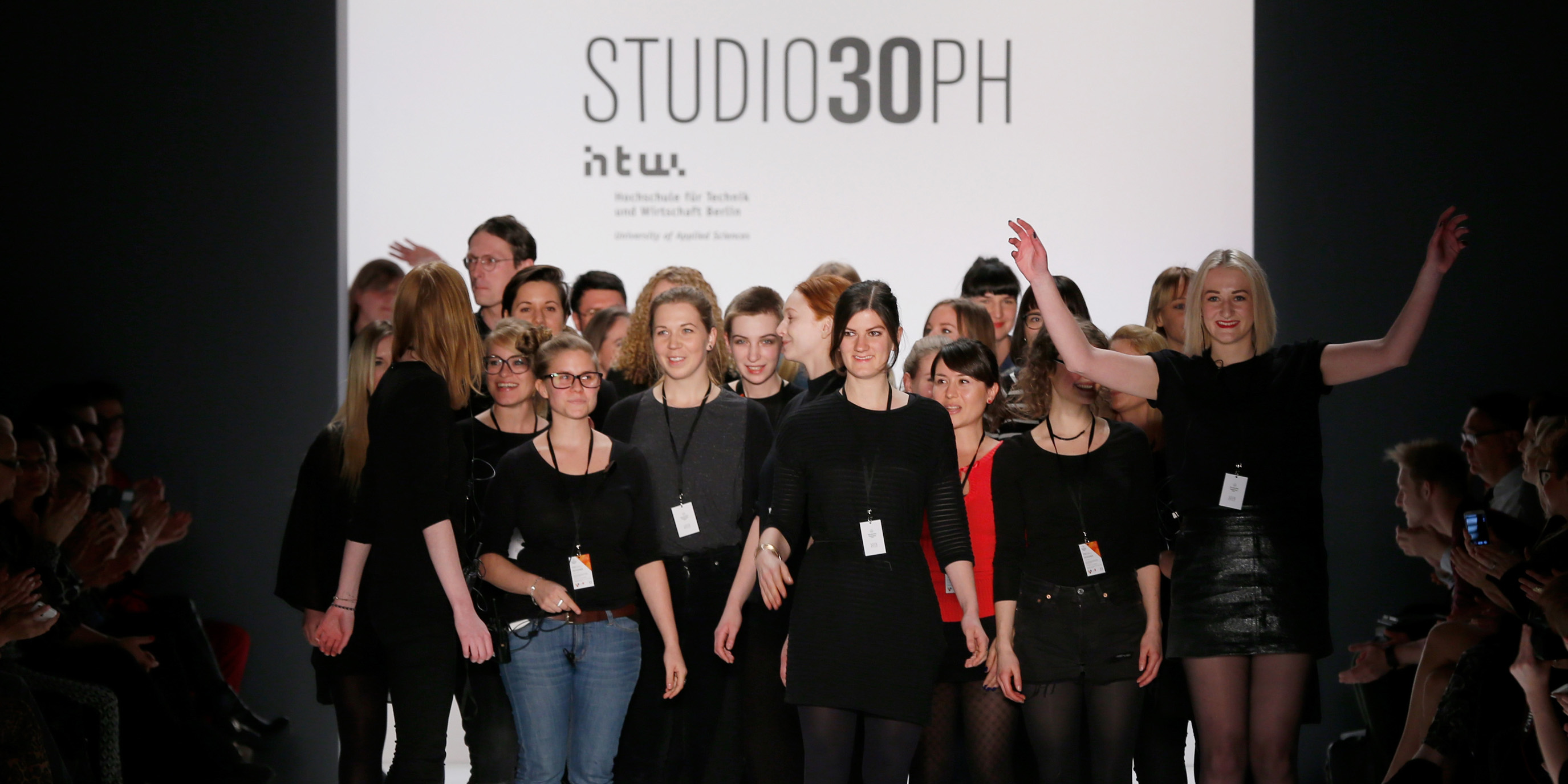 Studio 30PH Show - Mercedes-Benz Fashion Week Berlin Autumn/Winter 2015/16