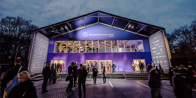 Fashion Week Berlin 2015 Tickets gewinnen RIANI