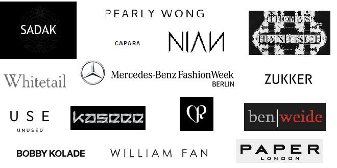 Fashion Week Berlin 2015 newcomer