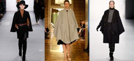 Capes bei der Mercedes-Benz Fashion Week Herbst Winter 2015