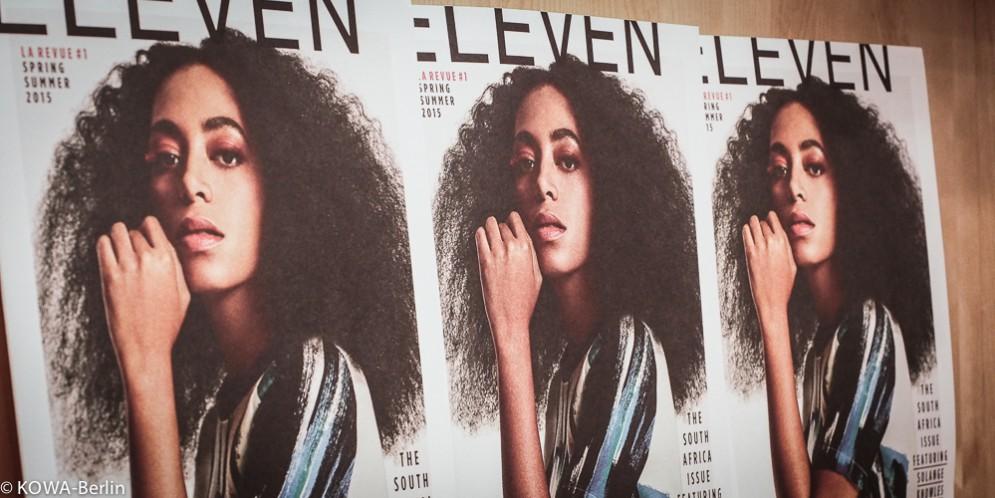 Eleven-Paris Launch Party – dicht gedrängt doch erstklassige Stimmung