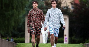 Julian Zigerli Show - Mercedes-Benz Fashion Week Berlin Spring/Summer 2016