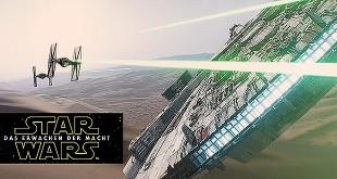 STAR WARS VII DAS ERWACHEN DER MACHT