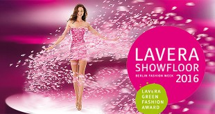 lavera Showfloor 2016 und lavera Green Fashion Award
