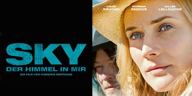 Diane Kruger in SKY – DER HIMMEL IN MIR – Deutschlandpremiere im Zoo Palast Berlin