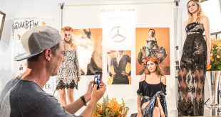 Mercedes-Benz Fashion Week Berlin SPRING/SUMMER 2017 in Berlin am 28.06.2016