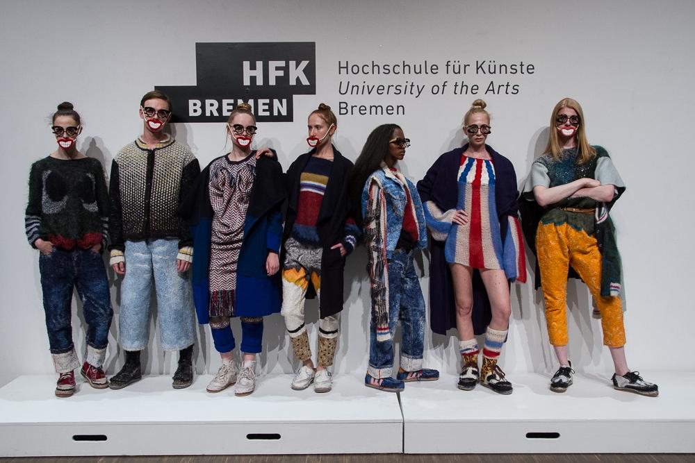 Hfk Bremen Berlin Fashion Week