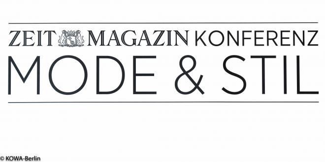 Zeitmagazin-Konferenz Mode & Stil 2016 – NEW ORDER