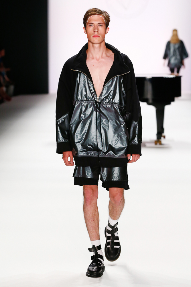 Odeur Show Mercedes Benz Fashion Week Berlin Spring Summer 2017 Mode Shopping Designer