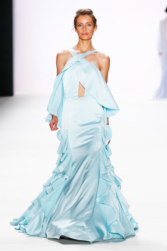 Lana Mueller Show Mercedes Benz Fashion Week Berlin Springsummer