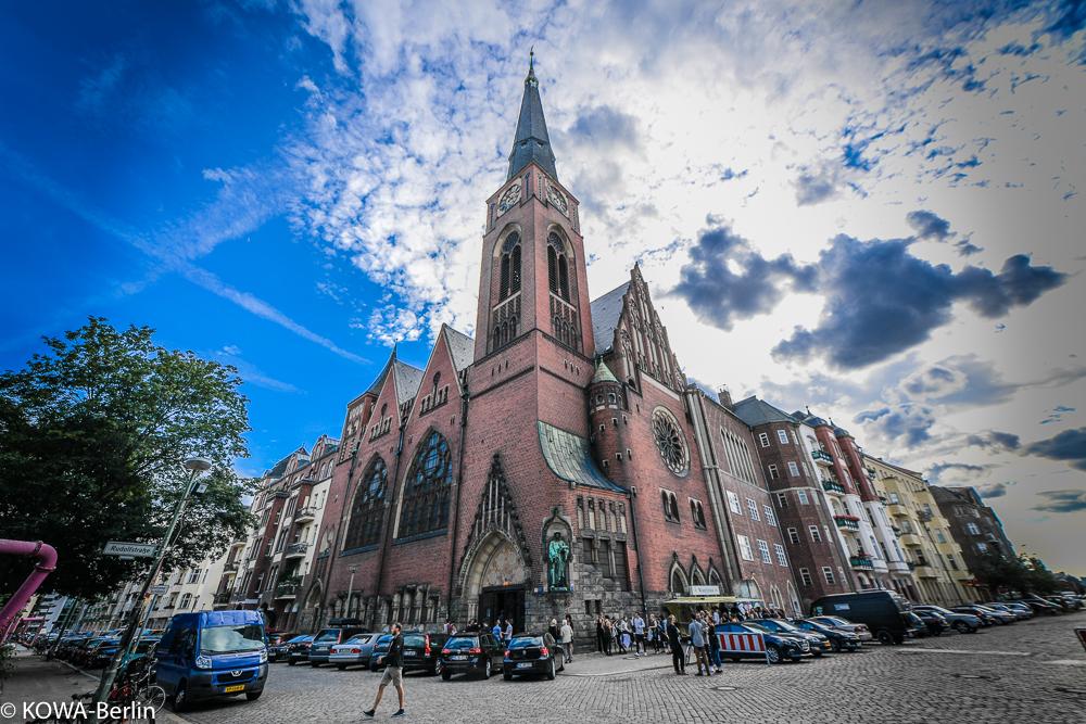 Lette-Verein - Abschlussmodenschau EXIT 2016 Zwingli-Kirche