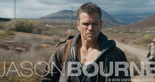 Jason Bourne 5 - 2016