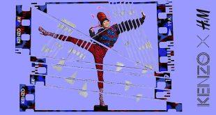KENZO x H&M-Kampagnenbilder und Video von Jean-Paul Goude