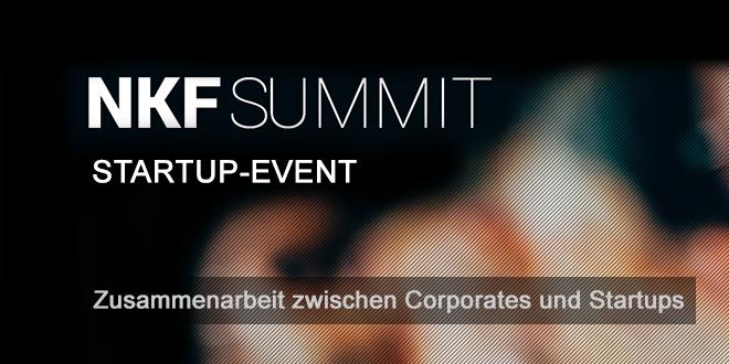 nkf-summit 2016 Startups
