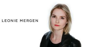 LEONIE MERGEN Designer Portrait