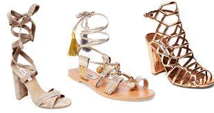 Steve Madden SS17 - Highheels, Boots und Sneaker Styles