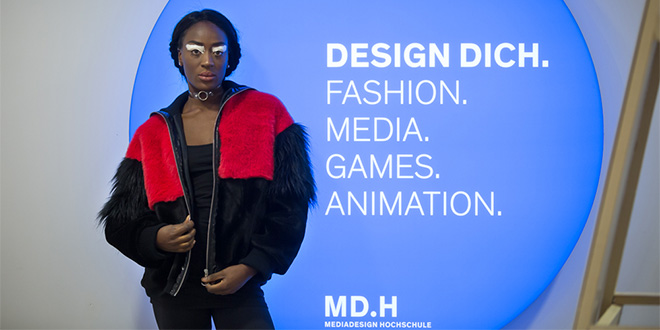 Mediadesign Hochschule Berlin Graduate Show – MD.H Berlin 2017