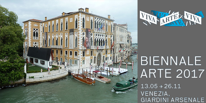 57. Biennale Venedig 2017- International Art Exhibition