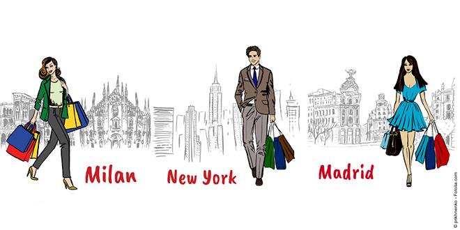 Die besten Reise- Apps für den nächsten Fashion Trip ins Ausland