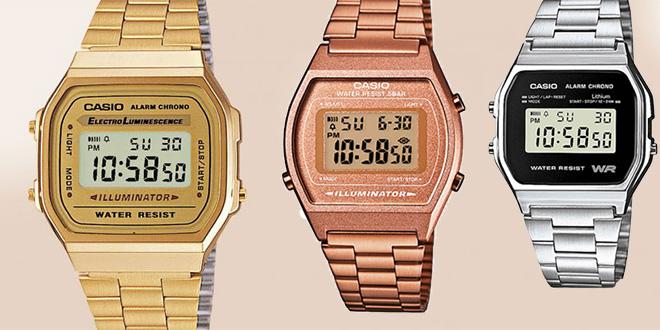 Retro-Uhren:Wer hat an der Uhr gedreht?