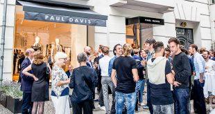 PAUL DAVIS Grand Opening 2017 Berlin