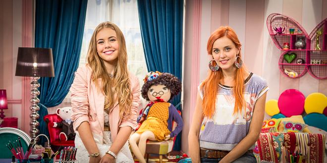MAGGIE&BIANCA- die neue Modedesign-Serie im Disney Channel