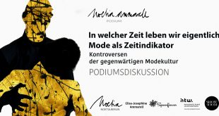 NOETIA.AMMARELL Podiumsdiskussion SS18 MBFW Berlin