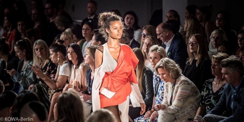 Fanni Varga Designer For Tomorrow 2017 MBFW Berlin SS18