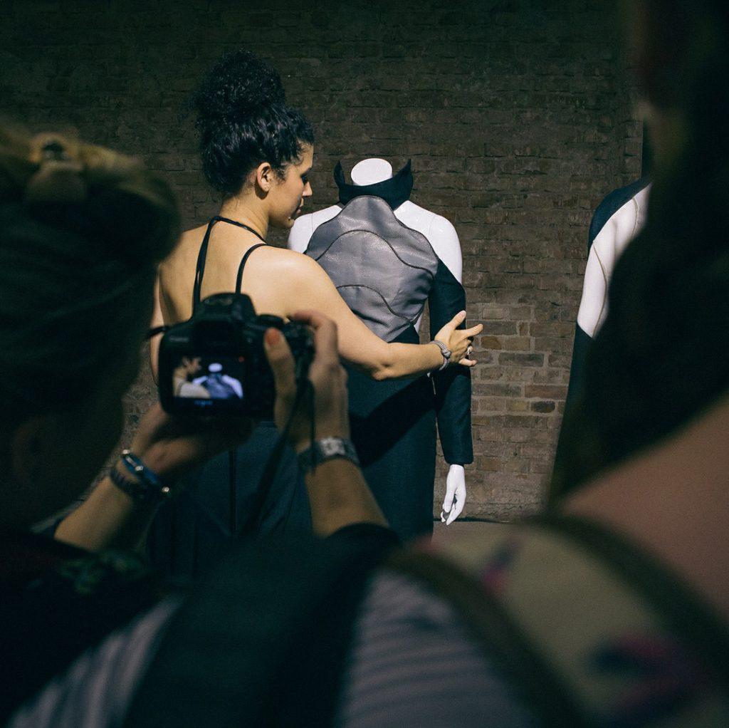 Layla Mueller #FASHIONTECH BERLIN Juli 2017