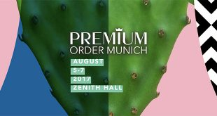 PREMIUM ORDER München August 2017