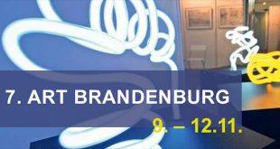 7. Art Brandenburg 2017 in Potsdam -Bewerbungsphase gestartet