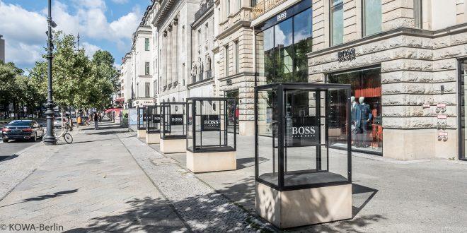 Luxusshopping in Berlin: Haute Couture für exklusive Anlässe