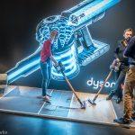 Dyson meets Shan Rahimkhan