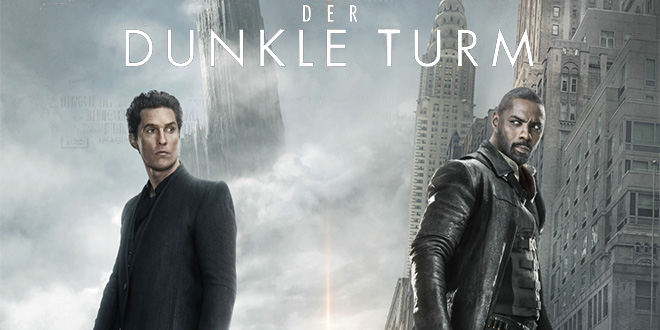 Der Dunkle Turm Film (The Dark Tower) – Fantasy-Saga by Stephen King