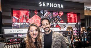 SEPHORA-Shop Opening Berlin in der Galeria Kaufhof