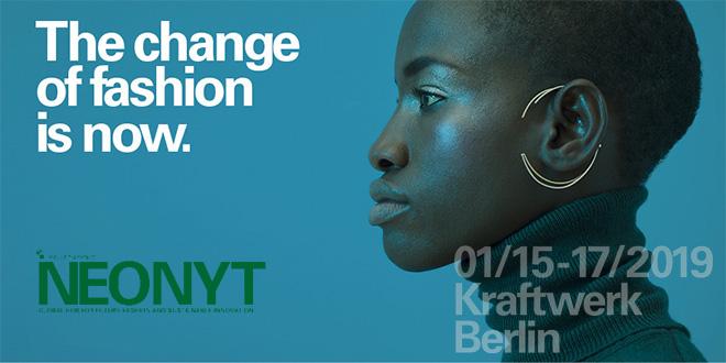 NEONYT 2019 Ethical Fashion Show Berlin Greenshowroom