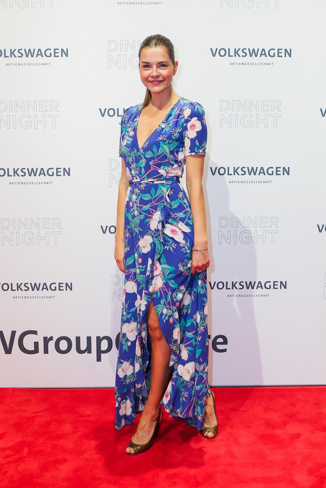 Volkswagen Dinner Night 2018 mit Jamie Cullum