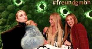 Influencer Café Herbst Winter 2019 Berlin