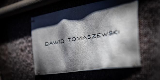 Dawid Tomaszewski - Pop-Up Store Event zur Fashion Week AW 2019