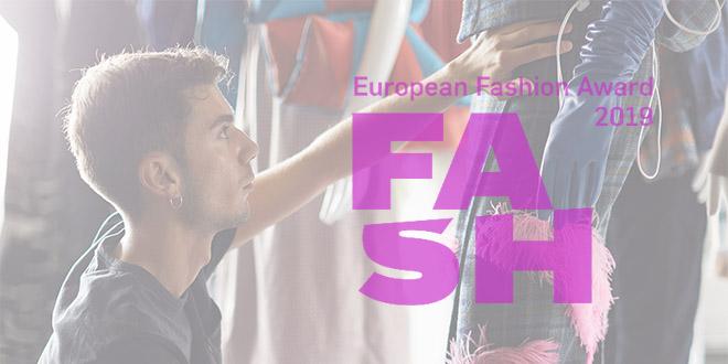 European Fashion Award FASH 2019